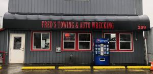 Fred's Auto Wrecking Inc.
