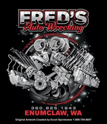FREDS AUTOWRECKING